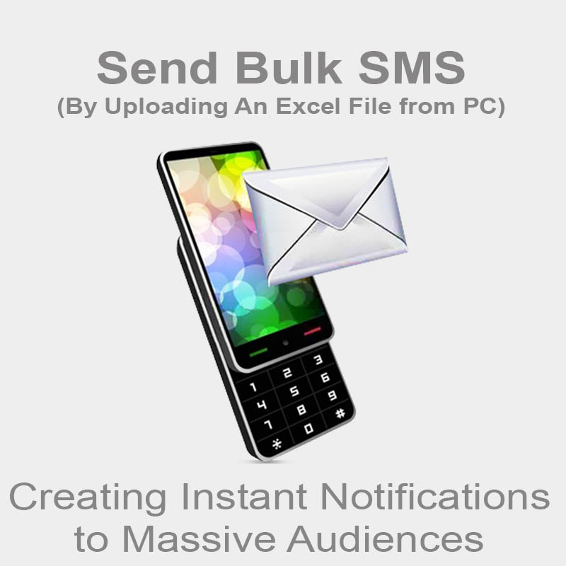 Bulk SMS Marketing & Notisfication